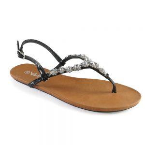 Sandalia Plana Fashion 01