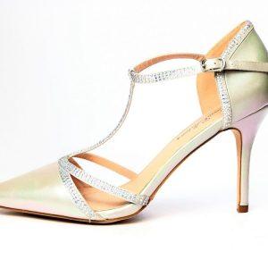 Zapato tacón Renzo 12