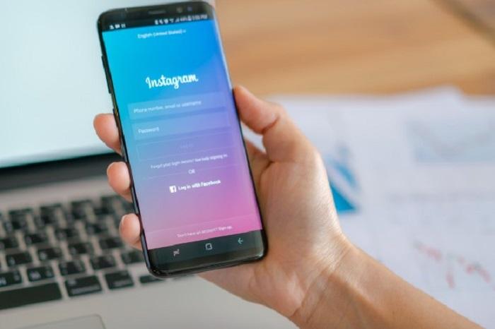 app para subir fotos a Instagram